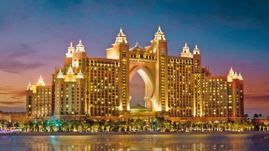 Atlantis Aquaventure The Palm Dubai Review