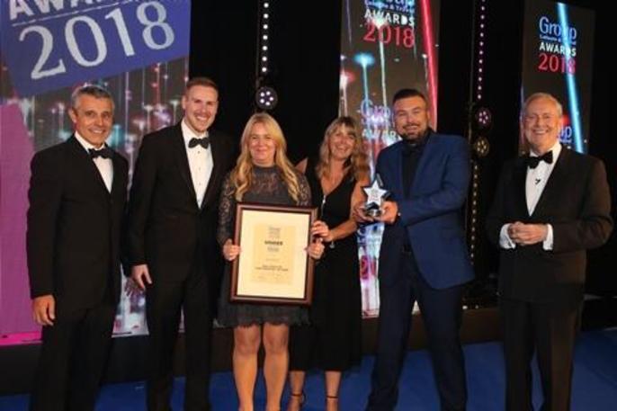 InterChoice Wins - Best Coach or Tour Operator - UK Tours 2018