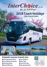 2018 Holiday Brochure.