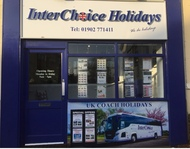 Interchoice Holidays shop front