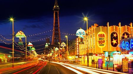 Blackpool Illuminations Day Trip