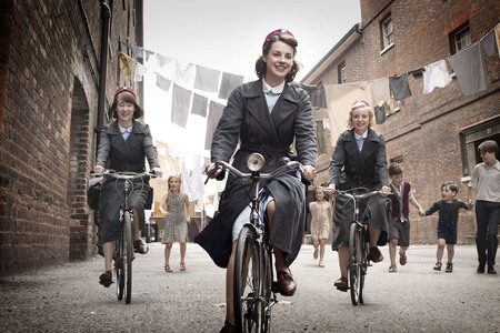 Call The Midwife Themed Break