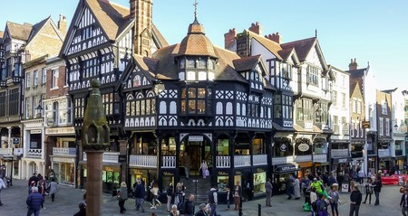 Chester & Cheshire Oaks Outlet Day Trip