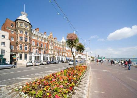 Prince Regent Hotel - Weymouth Turkey & Tinsel