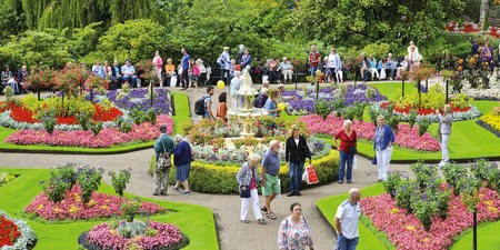 Shrewsbury Flower Show Day Trip