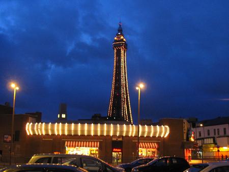 Silversands Hotel - Blackpool Illuminations