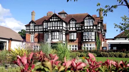 Warner Alvaston Hall Hotel DRINKS INCLUSIVE PARTY BREAK 2020