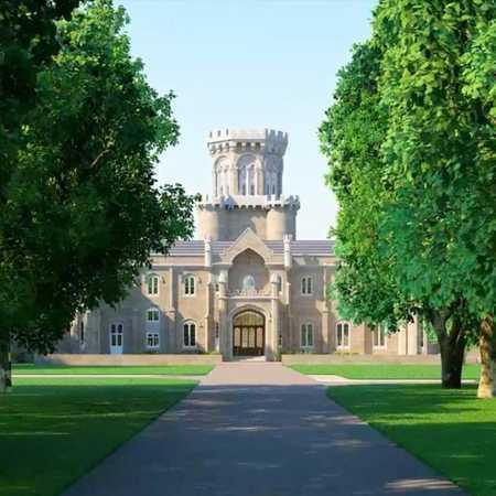 Warner Studley Castle Warckshire NEW for 2022