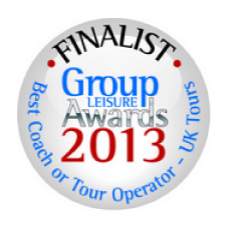 Group Leisure Awards 2013 Finalist