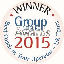 Group Leisure Winner 2015