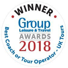 Group Leisure Winner 2018