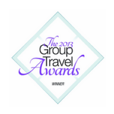 Group Travel Awards 2013 Winner